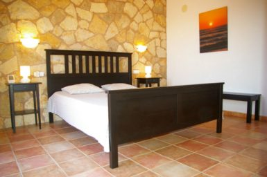 Finca El Cel - Schlafzimmer im OG