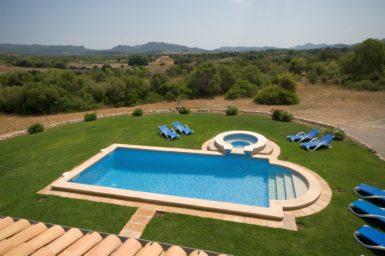 Finca Mallorca mit Pool und Whirlpool