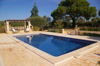 Finca mit schönen Poolbereich