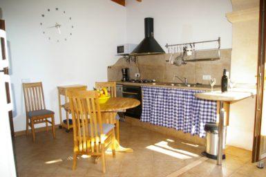 Finca Es Garrigo - Küche