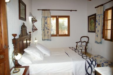 Finca Es Garrigo Doppelschlafzimmer