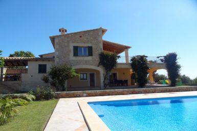 Finca Mallorca für 8 Personen zum mieten