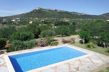 Pool Finca Mallorca nahe Son Servera
