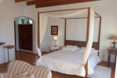 Schlafzimmer Finca Es Pinar