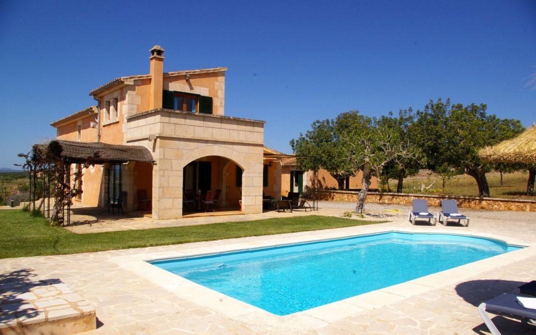 Finca mit privaten Pool und schönen Garten
