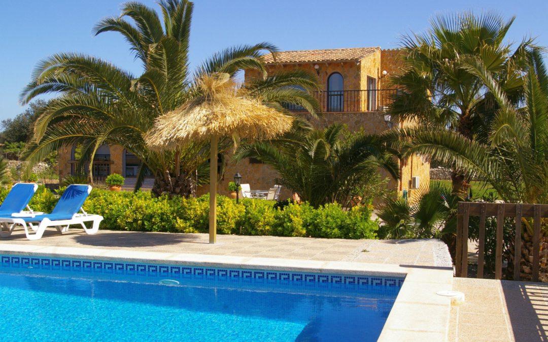 Finca Mallorca nahe Arta zum mieten