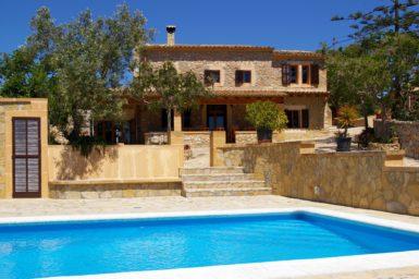 Finca Mallorca zum mieten bei Son Macia