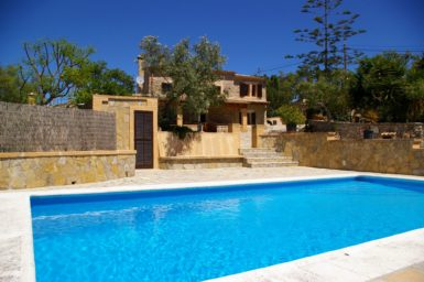 Pool Finca Mallorca