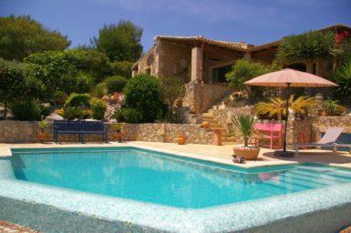 Finca La Roca mit privaten Pool nahe Son Servera