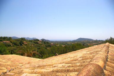 Finca La Roca mit Meerblick