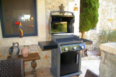 Finca La Roca - BBQ Bereich