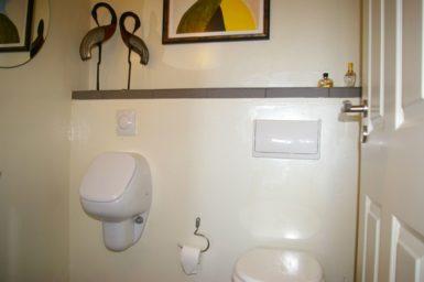 Finca La Roca - Gäste WC