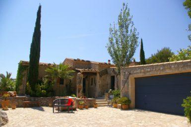 Finca im Osten von Mallorca
