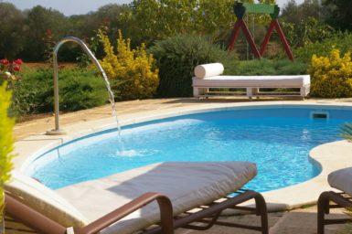 Finca mit privaten Pool