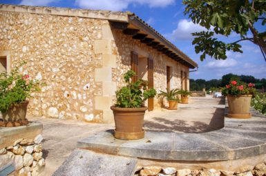 Mietfinca Mallorca nahe Porreres