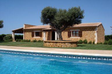 Finca Mallorca nahe Campos zum mieten