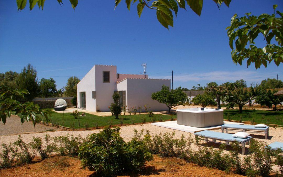 Finca Mallorca nahe Campos mit Whirlpool