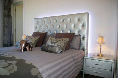Doppelschlafzimmer mit Bad en Suite