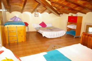 Finca Na Pont - Schlafzimmer für 5 Personen