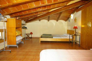 Finca Na Pont - Schlafzimmer für 4 Personen
