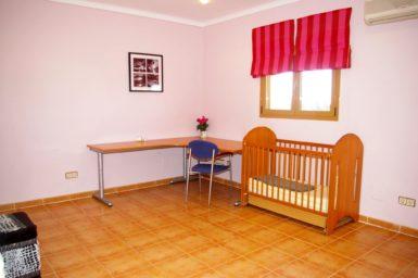Finca Na Pont - Schlafzimmer mit Terrasse
