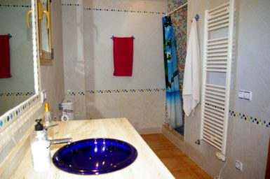 Finca Na Pont - Bad mit Dusche