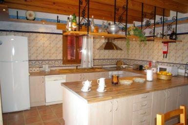 Küche der Finca Pedro