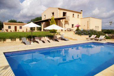 Finca mit Pool nahe Cas Concos