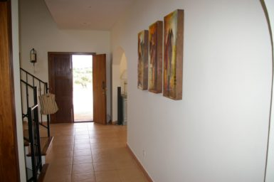 Eingangsbereich Finca Primera