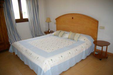 Doppelschlafzimmer Finca Primera