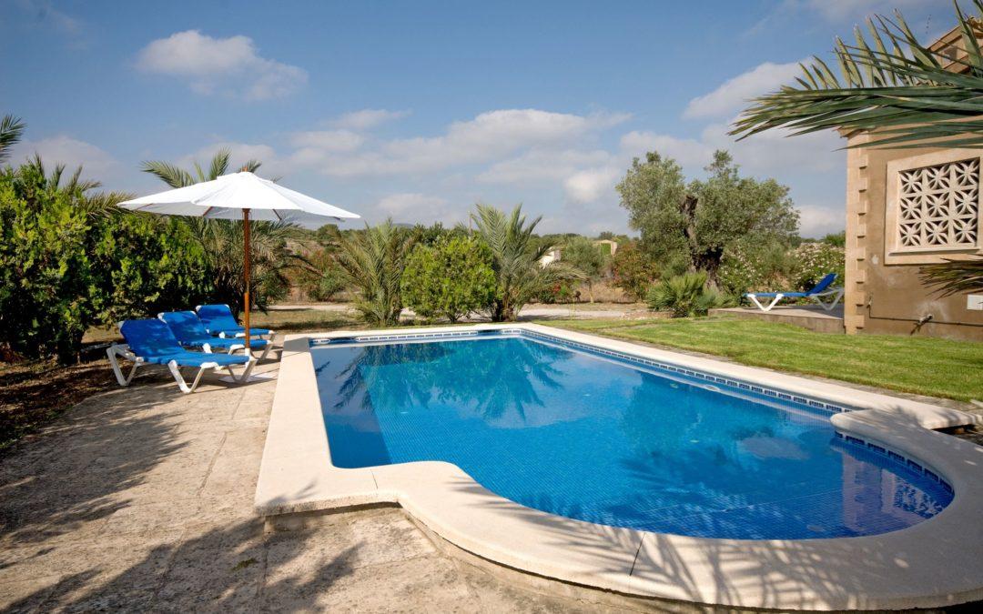 Finca Mallorca mit Pool nahe Arta