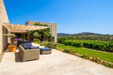 Meerblick Finca auf Mallorca