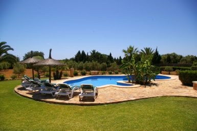 Finca S'Hort - Finca mit Pool