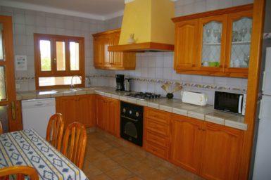 Finca S'Hort - Küche