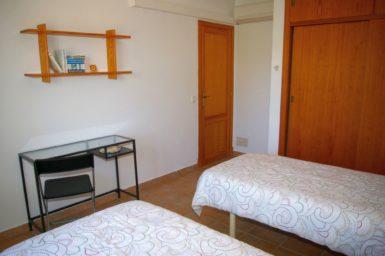Finca S'Hort - Schlafzimmer mit Klimaanlage