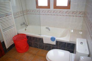 Finca S'Hort - Bad mit Badewanne