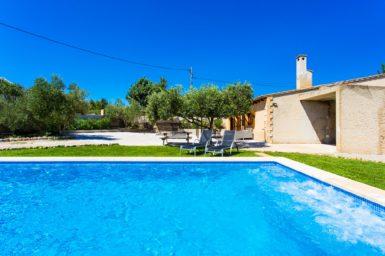 Kleine Finca Mallorca für 4 Personen