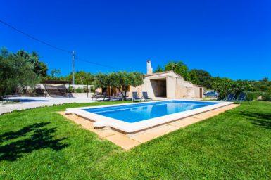 Finca Sa Clova - Pool 8x4 Meter