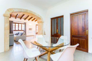 Finca Sa Clova - Essplatz in der Küche
