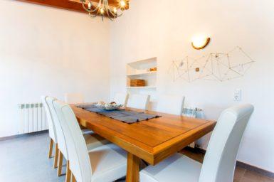 Finca Sa Clova - Esstisch für 6 Personen