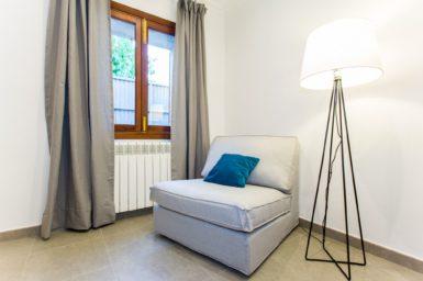 Finca Sa Clova - Schlafzimmer mit Zentralheizung