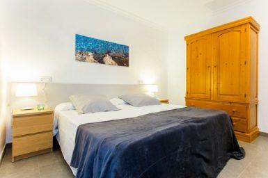 Finca Sa Clova - gemütliches Doppelbett
