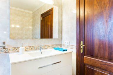Finca Sa Clova - Waschbecken im Bad