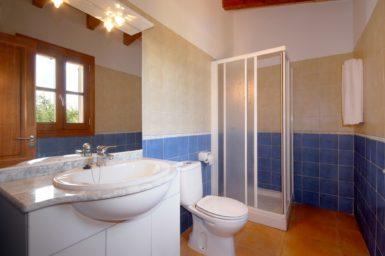 Finca Sa Fonteta - Bad mit Dusche