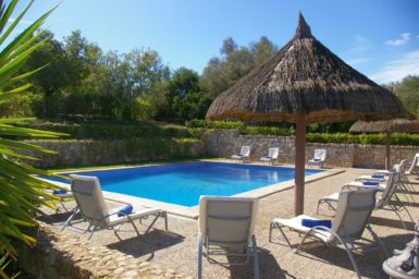 Finca Sa Sinia - Pool 10x8 Meter mit Kinderbereich