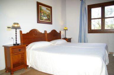 Finca Sa Sinia - Schlafzimmer im OG