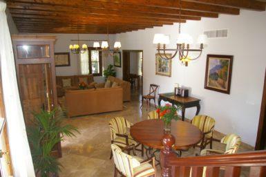 Finca Sa Sinia - Wohnbereich
