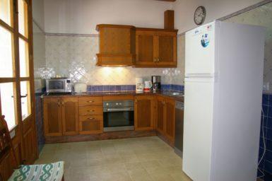 Finca Son Capellet - Küche