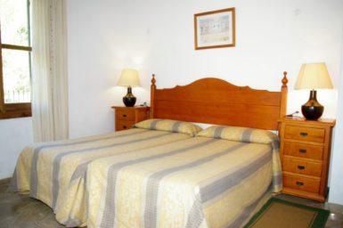 Finca Son Capellet - Schlafzimmer im EG