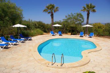 Finca Son Granada - Pool 9x5 Meter